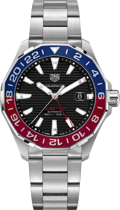 AQUARACER CALIBRE 7 GMT AUTOMATIC