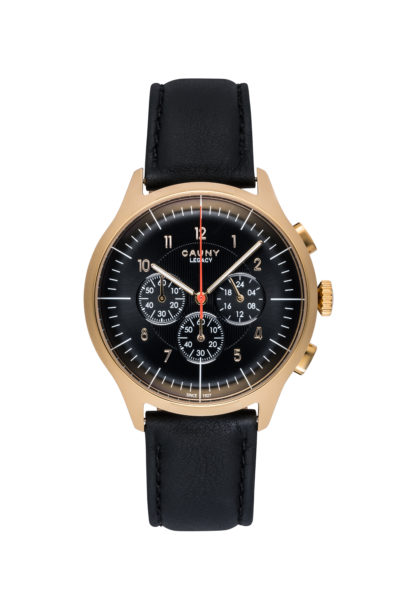 LEGACY BLACK GOLD CHRONOGRAPH