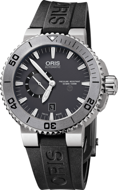 AQUIS TITAN SMALL SECOND, DATE
