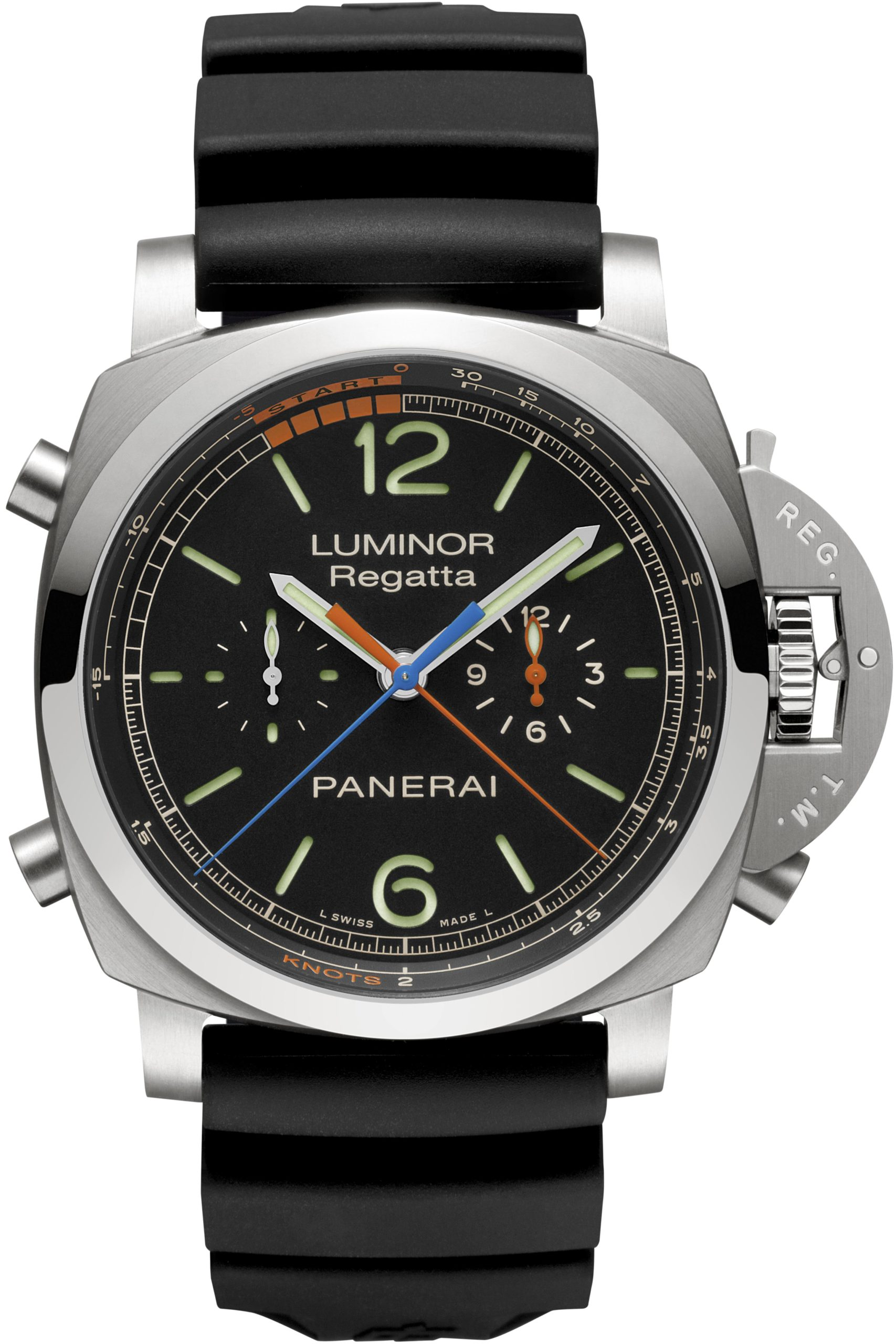 LUMINOR REGATTA 3 DAYS CHRONO FLYBACK