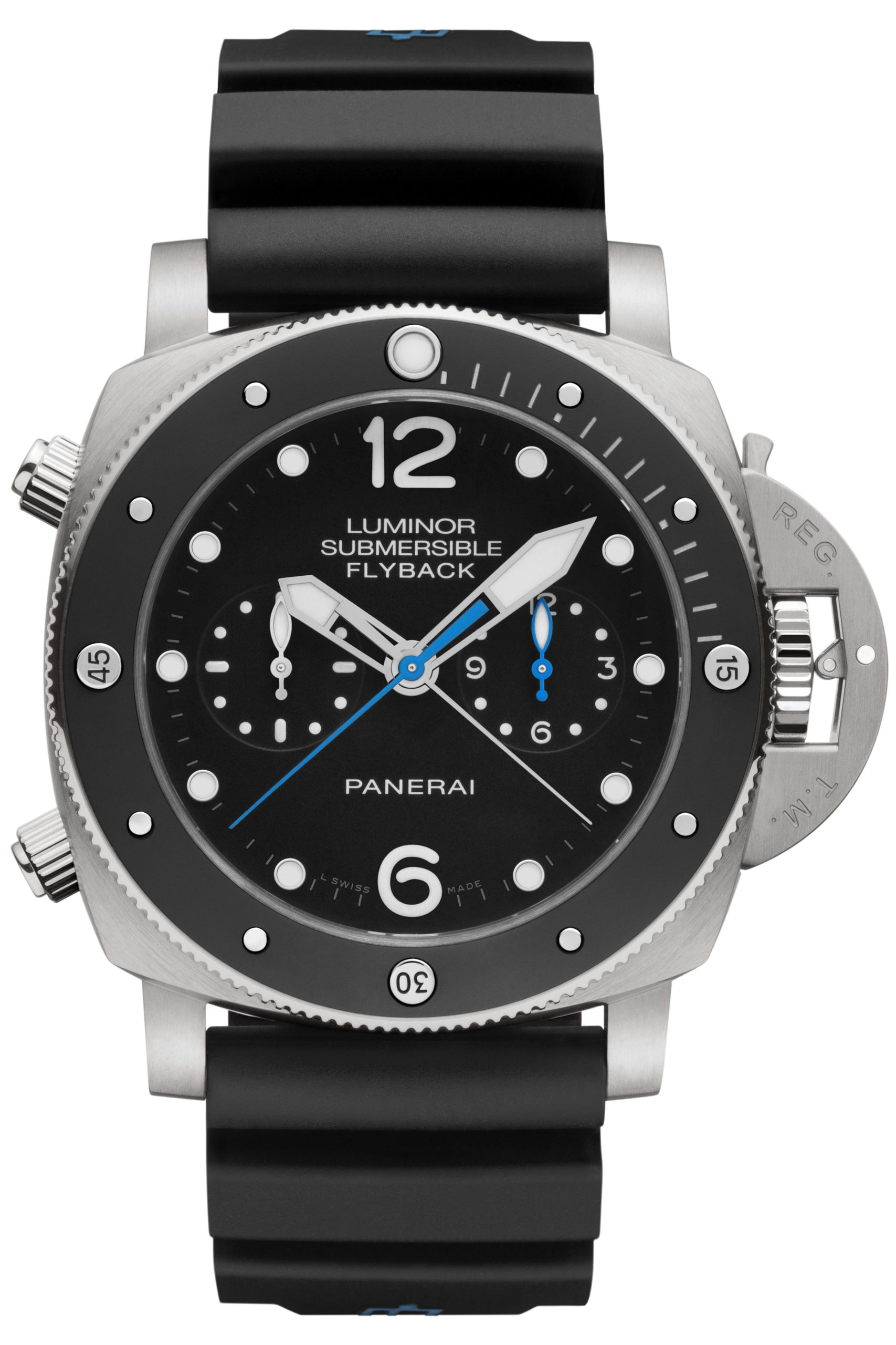 SUBMERSIBLE CHRONO FLYBACK