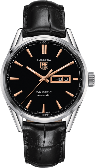CARRERA CALIBRE 5 DAY-DATE