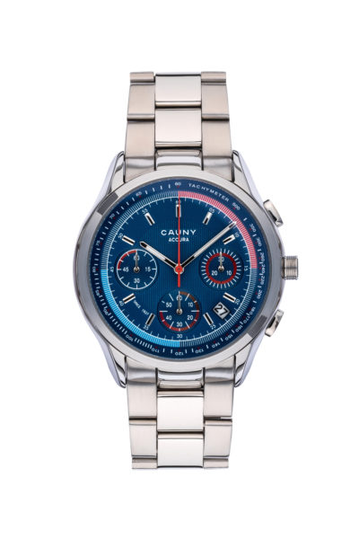 ACCURA BLUE CHRONOGRAPH