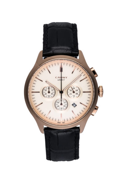 LEGACY ROSE GOLD CHRONOGRAPH