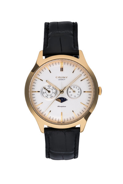 LEGACY MOON-PHASE MULTIFUNCTIONS GOLD