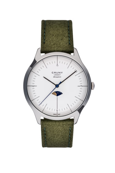 LEGACY MOON-PHASE SILVER